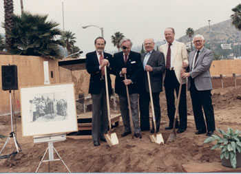 DGA Quarterly  Winter 2006 Ground Breaking