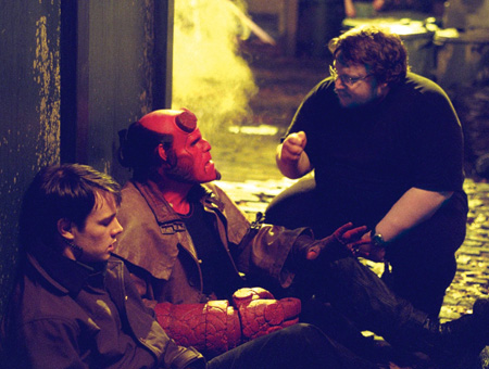 Guillermo del Toro DGAQ Interview Hellboy