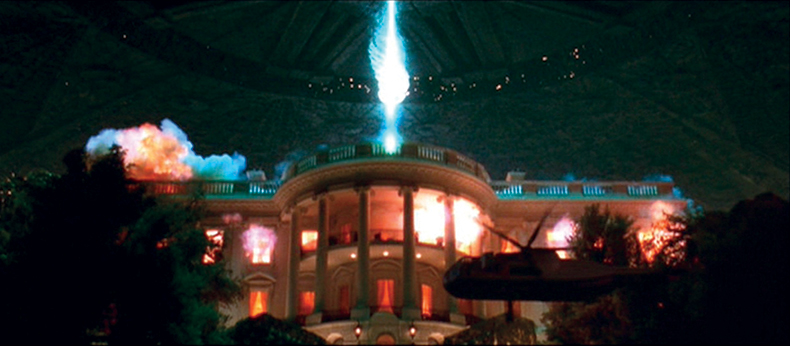 DGA Quarterly Shot to Remember Independence Day
