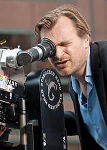 DGAQ Christopher Nolan