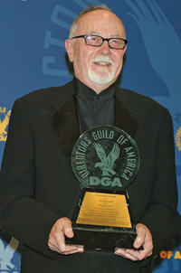 DGA Interview Gil Cates Presidents Award
