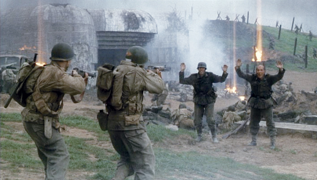 DGA Shot to Remember Saving Private Ryan Steven Spielberg