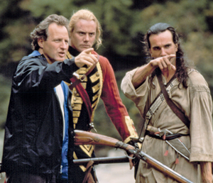 DGA Interview Michael Mann directing Last of the Mohicans
