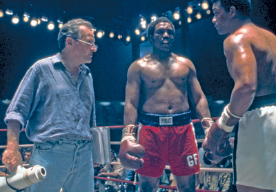 DGA Interview Michael Mann directing Ali