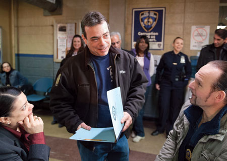 DGA Quarterly Spring 2012 Blue Bloods