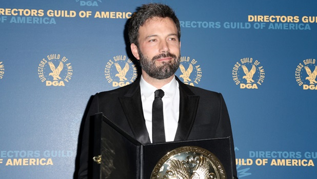 DGA 2012 Feature Film Award Winner Ben Affleck