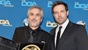 DGA 66th Awards Feature Film Winner Alfonso Cuaron Ben Affleck
