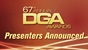 DGA 67th Awards Presenters Announced