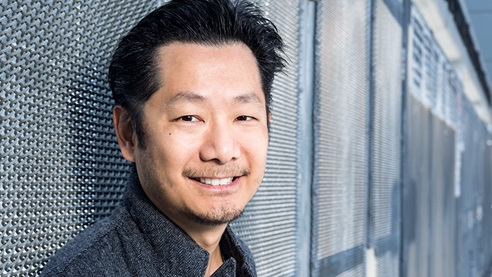 DGA Quarterly On the Job Tony Eng