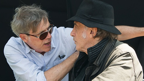 DGA Quarterly Magazine Director Todd Haynes Director of Photography Ed Lachman