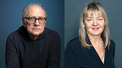 DGA Quarterly Summer 2018 Collaborators Barry Levinson Ellen Chenoweth