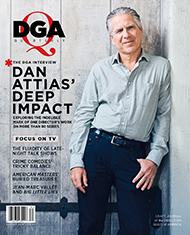 DGA Quarterly Magazine Summer 2018