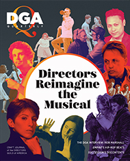 DGA Quarterly Magazine Spring 2020 Issue