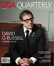 DGA Quarterly Spring 2014 Cover