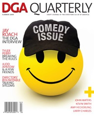 DGA Quarterly Magazine Summer 2009