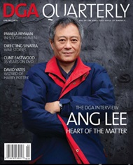 DGA Quarterly Magazine - Ang Lee