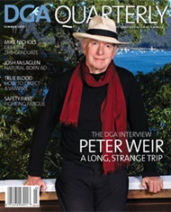 DGA Quarterly Magazine Summer 2010