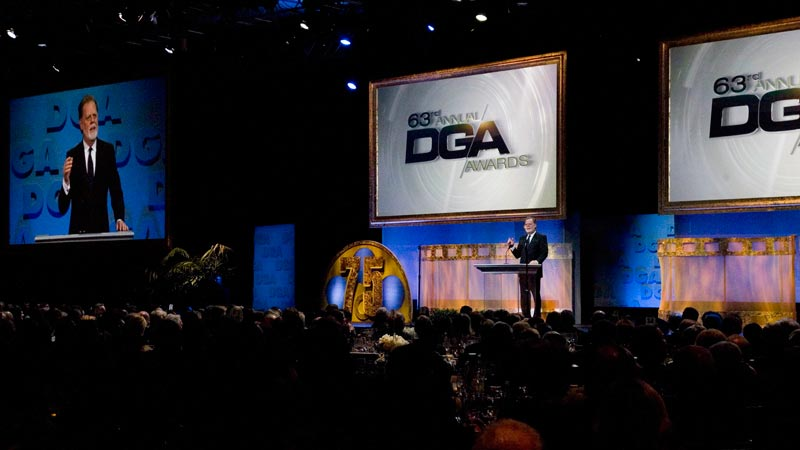 63rd Annual DGA Awards