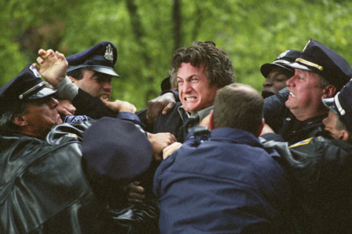 Mystic River (2003): Eastwood directed but didn't act in the film with Sean Penn. - photo courtesy Warner Bros. Entertainment Inc.