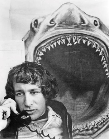 Phone Home: Spielberg was just 26 when he made Jaws and captured the imagination of a young John Singleton.