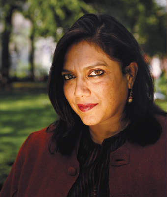 Director Mira Nair - photo by Patrick Harbron