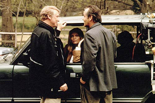 Nichols with Jack Nicholson and Michelle Pfeiffer in Wolf (1994). - photo© Bureau L.A. Collection/CORBIS.