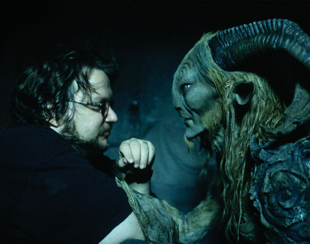 STRANGE DAYS: Del Toro's wide-ranging vision for Pan's Labyrinth included the real world and the world of monsters and a talking faun. - Photo: Teresa Isasi/Picturehouse