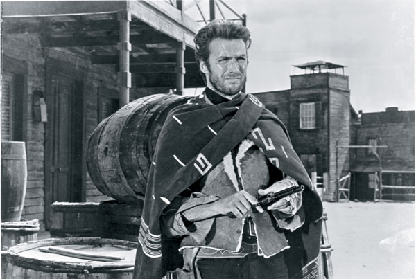 A Fistful of Dollars (1964) - photo ©2007 Metro-Goldwin-Mayer Home Entertainment