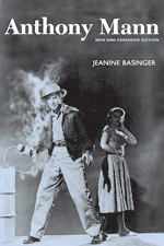 Anthony Mann Book Cover - Jeanine Basinger