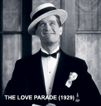 Ernst Lubitsch - THE LOVE PARADE 1929