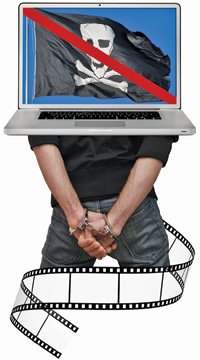 Internet Theft - Crime Doesn't Pay