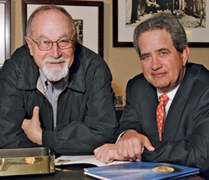 DGA Interview Gil Cates with Jay Roth