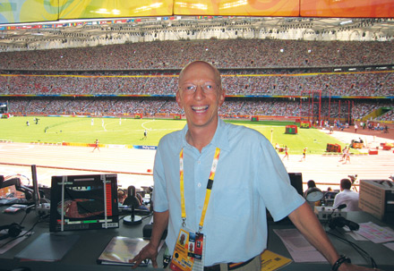 Directing the Olympics Andy Rosenberg