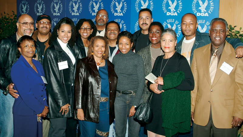 Participants at the AFI Fest 2004 Filmmaker's Luncheon sponsored by the DGA.