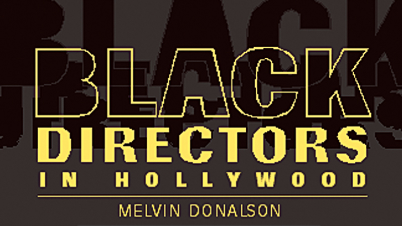 DGA Quarterly Books Black Directors