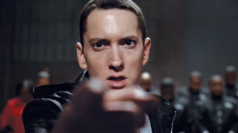 Superbowl Eminem