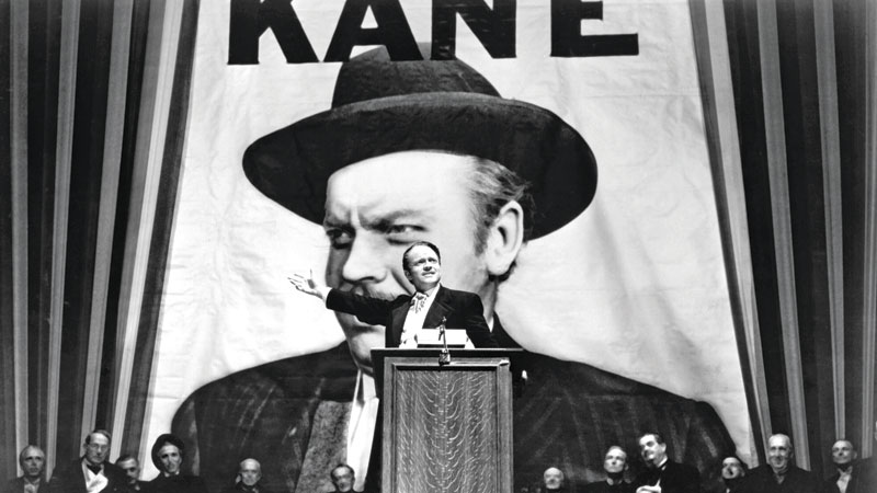 DGA Quarterly Summer 2012 Citizen Kane