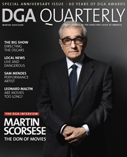 DGA Quarterly Magazine