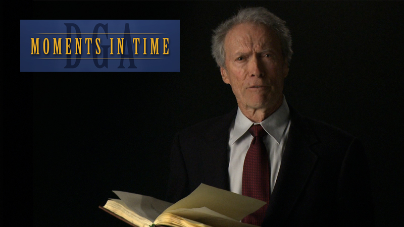DGA 75th Anniversary Moments in Time Doubling Down Eastwood