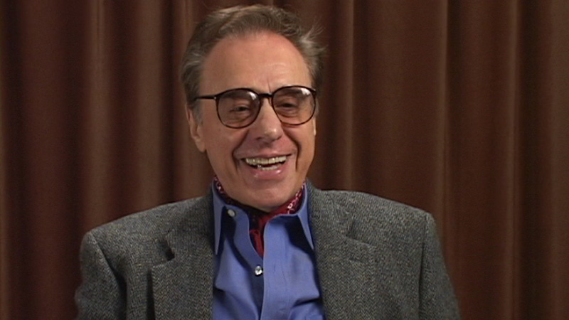 Peter Bogdanovich Interview