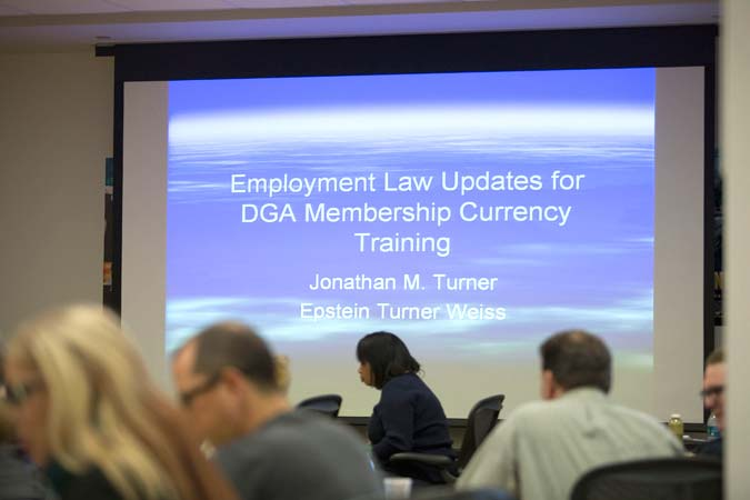 Curency Training Employment Law 2012