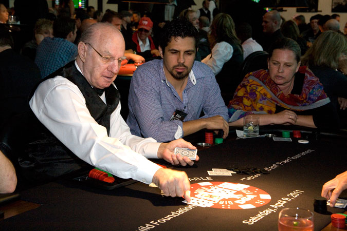 2012 DGF Poker Tournament