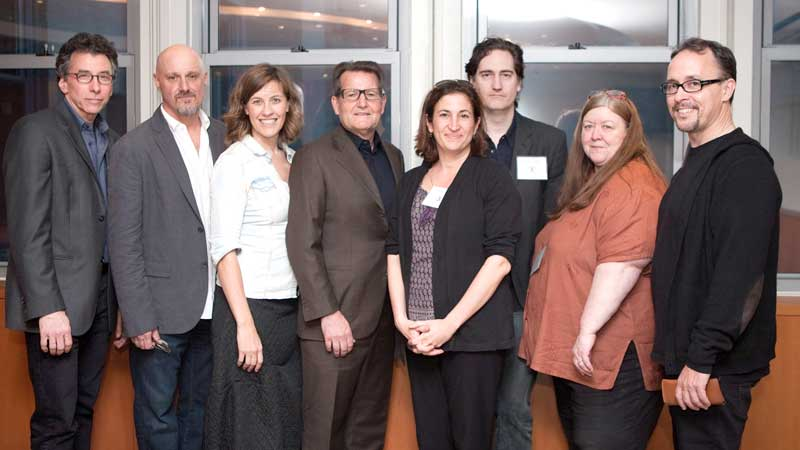 2012 EDSC Showrunners Event – photo by Marcie Revens
