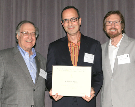 2012 DGA Emmy Noms Reception