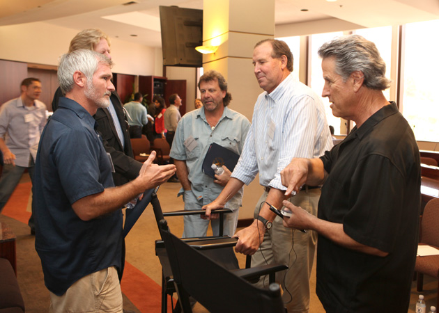 Navigating the DGA September 2012