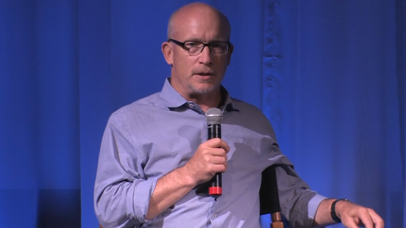 Alex Gibney discusses