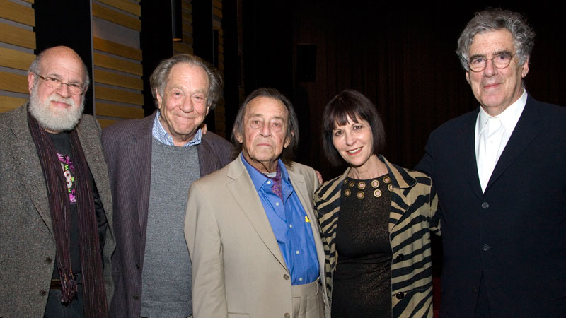 A Tribute to Paul Mazursky