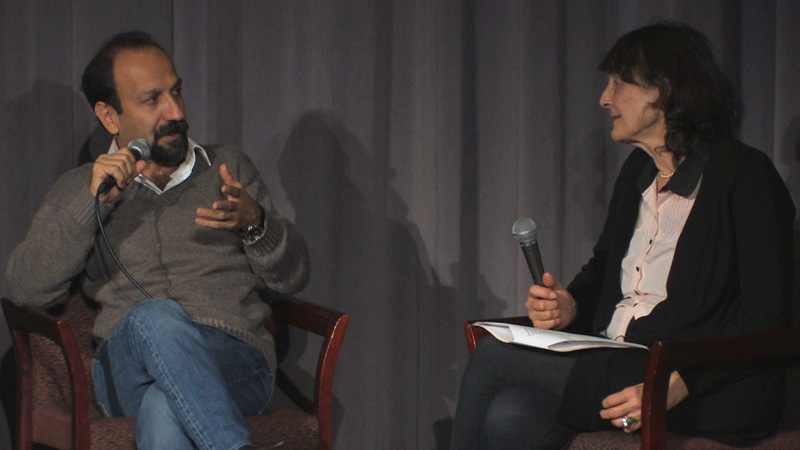 The Past Q&A with Asghar Farhadi