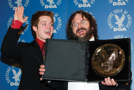 DGA director-member Dennis Bishop; John Porter and Jeffrey Tolin, Ernst and Young LLP; Brenda Sexton, Illinois Film Office; Mark Smith, Louisiana Governor's Office of Film and Television; Lisa Strout, New Mexico Film Office; Pat Swinney Kaufman, New York State Governor's office for Motion Picture and Television Development; and DGA director-member Christopher Coppola.