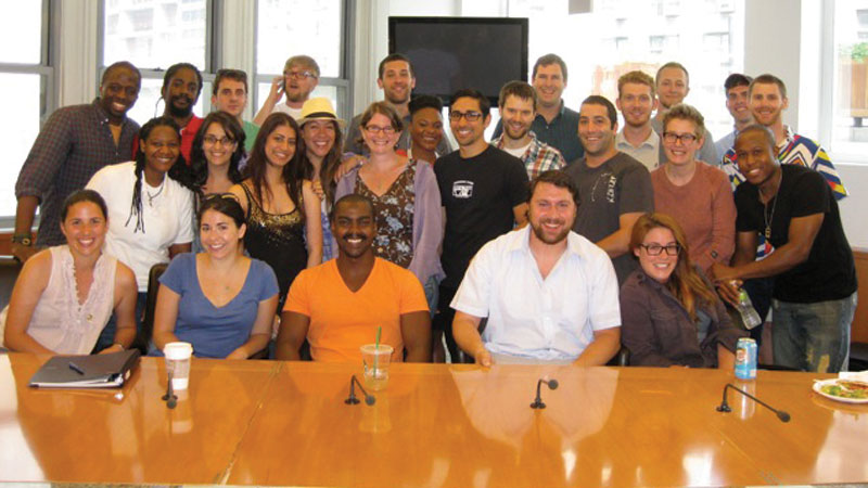 NY AD Training Program Announces New Trainees & Graduates 2011